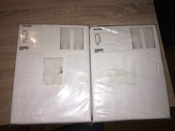 Ikea Gardine vivan ikea gardine weiß neu in rodgau gardinen jalousien