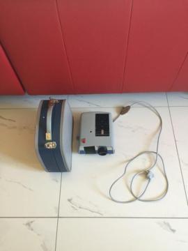 Filmkameras, Projektoren - Voigtländer Perkeo Vintage Diaprojektor im