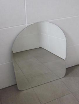 Wandspiegel badspiegel facetenspiegel rahmenlos for Wandspiegel rahmenlos