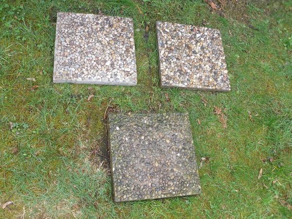 Waschbetonplatten » Sonstiges für den Garten, Balkon, Terrasse
