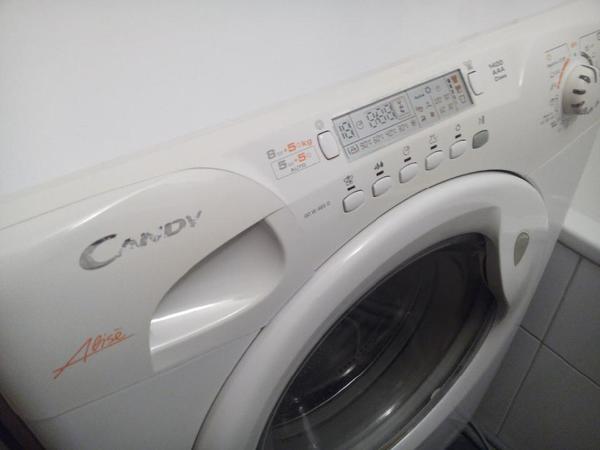 waschmaschine candy neu und gebraucht kaufen bei. Black Bedroom Furniture Sets. Home Design Ideas