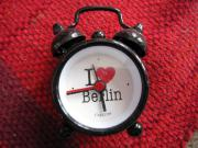 Wecker Miniformat I love Berlin
