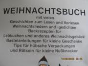 WEIHNACHTSBUCH:REZEPTE FÜR