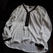 Weiße Bluse Größe