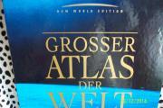 Weltatlas Bertelsmann Verkehrsv 1994 40x30