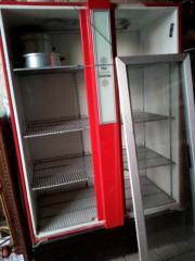 Werkzeugschrank, Coca-Cola,