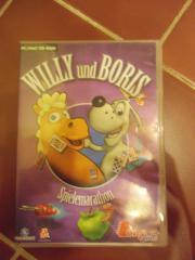 Willy und Boris Spielemarathon