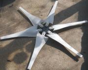 Windrad, Rotor, 6