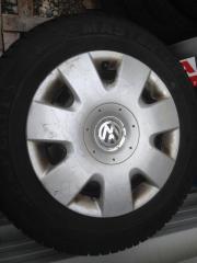 Winterreifen/Felge VW