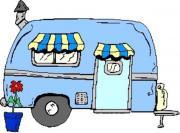 Wohnwagen Wohnmobil Anhänger