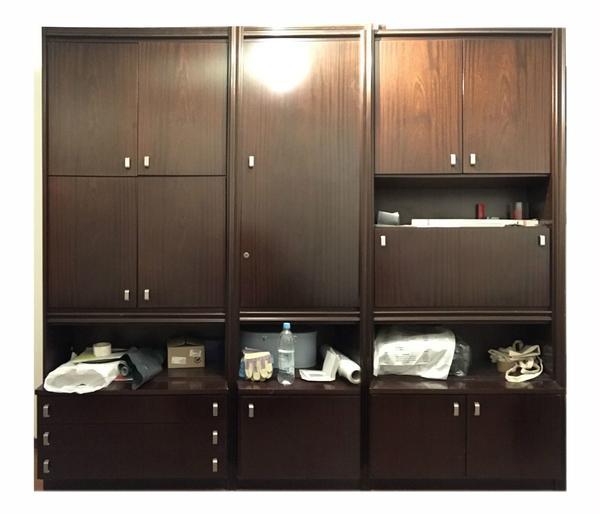 wohnwand braun neu und gebraucht kaufen bei. Black Bedroom Furniture Sets. Home Design Ideas