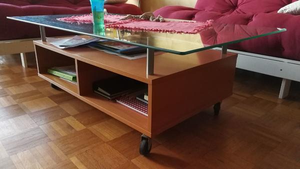 Wohnzimmer Tisch Auf Couchtische