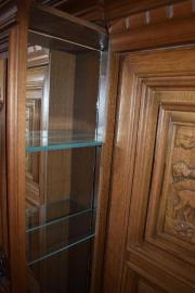 Wohnzimmerschrank Eiche Rustikal Mit Besonderer Einteilung In