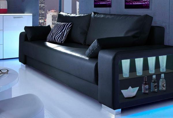 g nstig schlafsofa kaufen m belideen. Black Bedroom Furniture Sets. Home Design Ideas