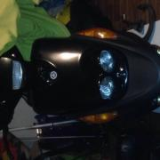 Yamaha bws 50ccm