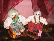 Zahlreiche Clowns aus