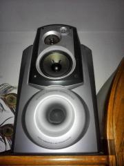 Zwei Lautsprecher Aiwa